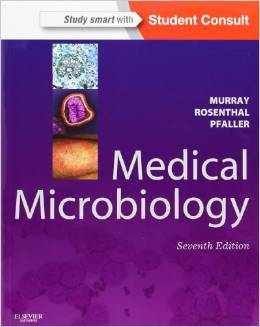 Top and best microbiology books medical microbiology 7th edition fandeluxe